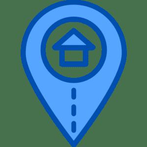 Icono nota de localización